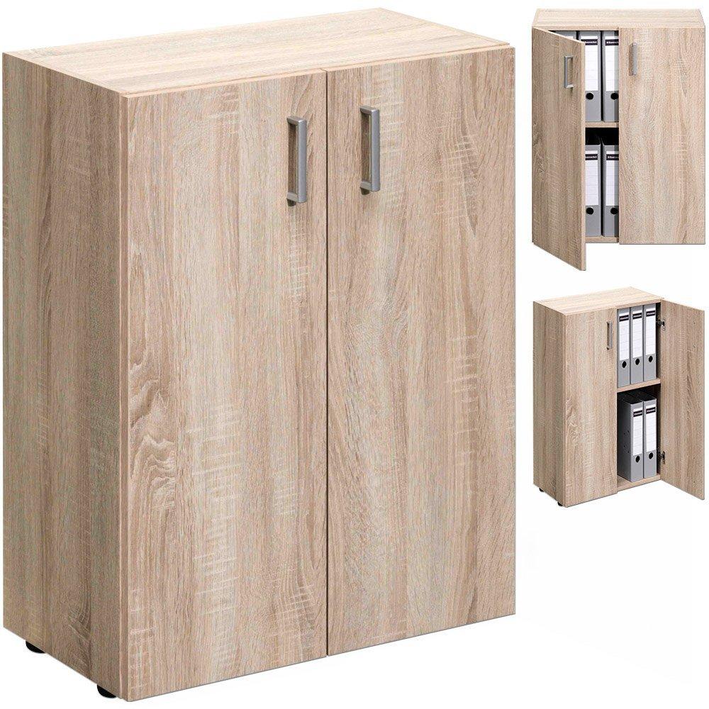 Armoire de bureau alinea for Meuble rangement bureau design