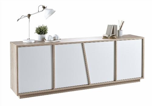 buffet bas roche bobois. Black Bedroom Furniture Sets. Home Design Ideas