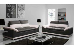 image d'un canapé 3+2 places