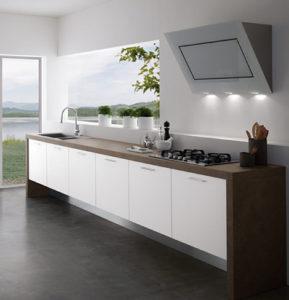 image d'une cuisine en meuble bas