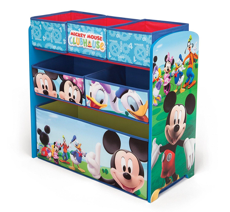 Etagere avec cube de rangement - Armario para guardar juguetes ...