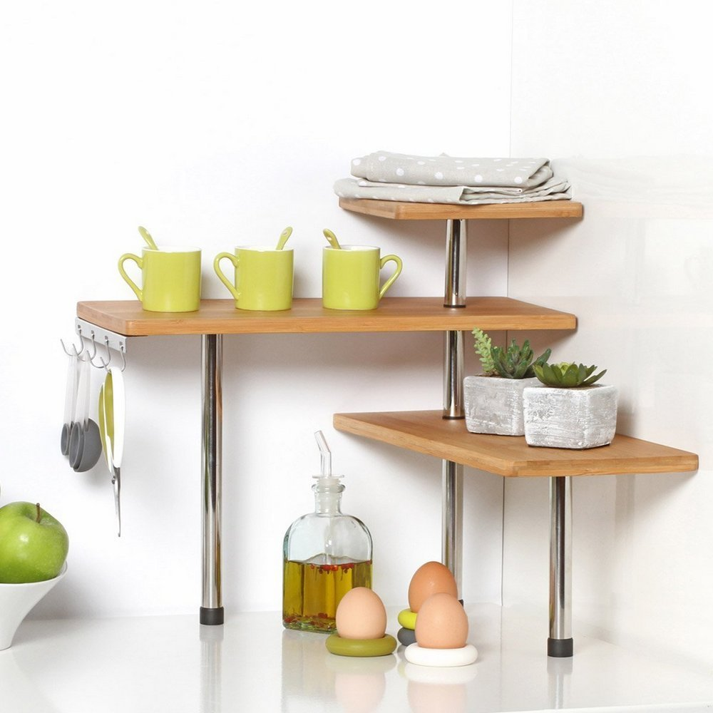etagere d'angle design