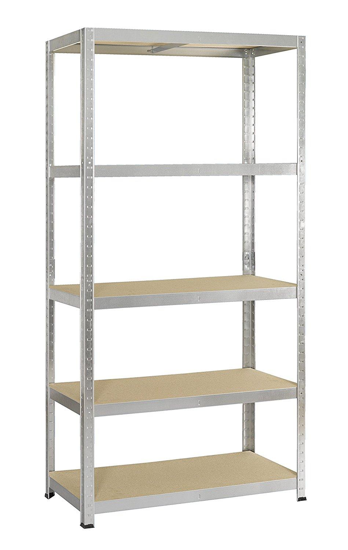 etagere metallique longueur 60 cm