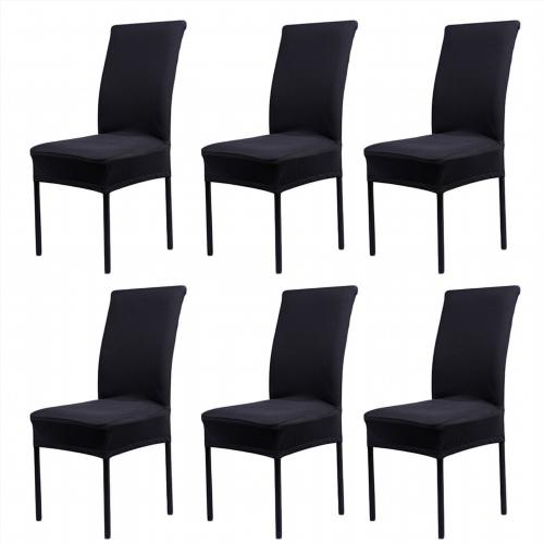 housse de chaise conforama. Black Bedroom Furniture Sets. Home Design Ideas