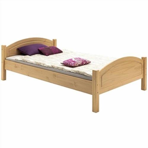 lit 1 personne fer noir. Black Bedroom Furniture Sets. Home Design Ideas