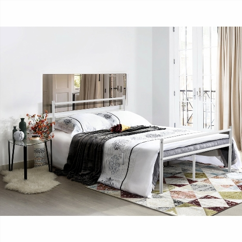 lit 2 personnes pas cher avec sommier. Black Bedroom Furniture Sets. Home Design Ideas