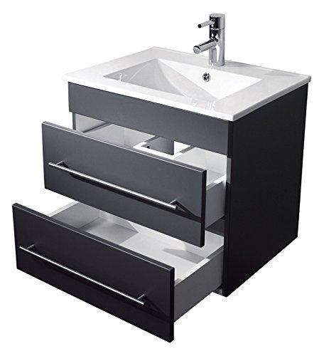 Meuble bas salle de bain brico depot for Meuble bas salle de bain