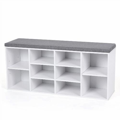 meuble chaussures sous escalier. Black Bedroom Furniture Sets. Home Design Ideas