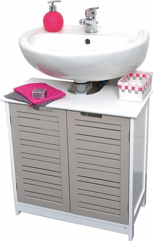 Meuble salle de bain wedi - Meuble sous lavabo colonne ...
