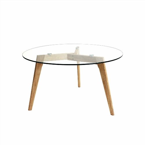 Table a manger ronde extensible for Table a manger ronde extensible