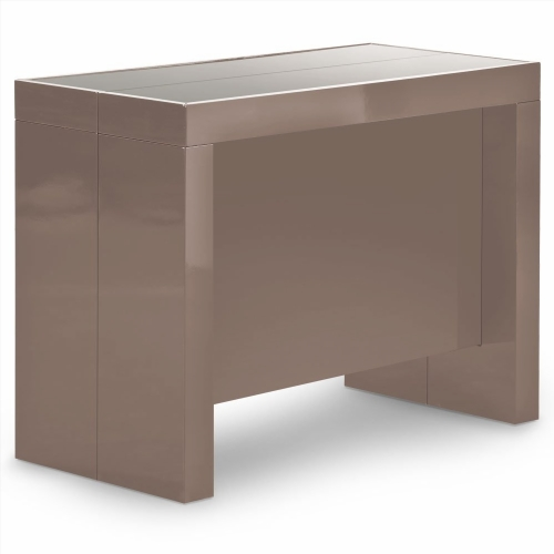 Table a rallonge console ikea for Table a rallonge console
