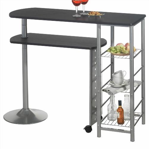 table de bar haute pas cher. Black Bedroom Furniture Sets. Home Design Ideas