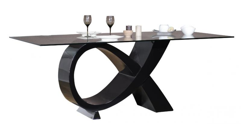 illustration d'une table pour manger moderne